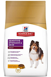 best sensitive stomach dog food
